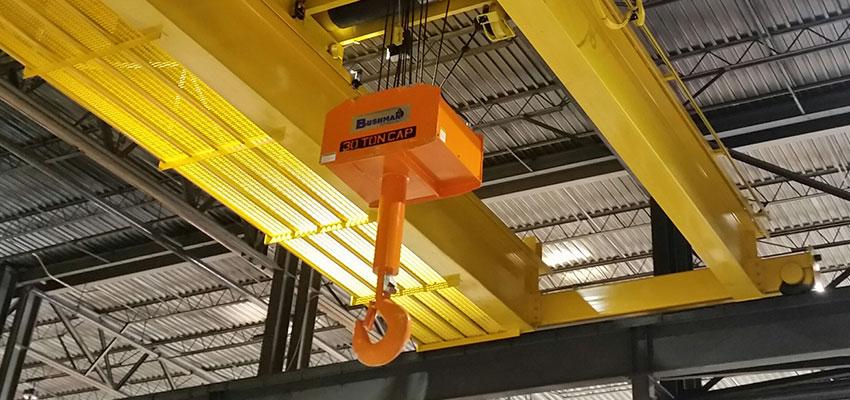 Motorized rotating ceiling hook pranksenders for Motorized rotating crane hook