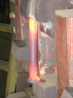 ladle beam, ladle hooks, j hooks for lifting, hook plates are riveted together
