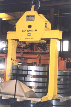 Overhead Crane Hook Lifting Attachments