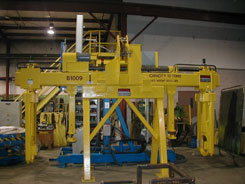 Finishing Roll Lifter for Cold Mill