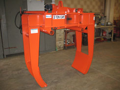 heavy duty roll lifter