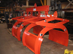 mill roll tong