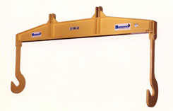 spreader beam, load beam, lifting beam