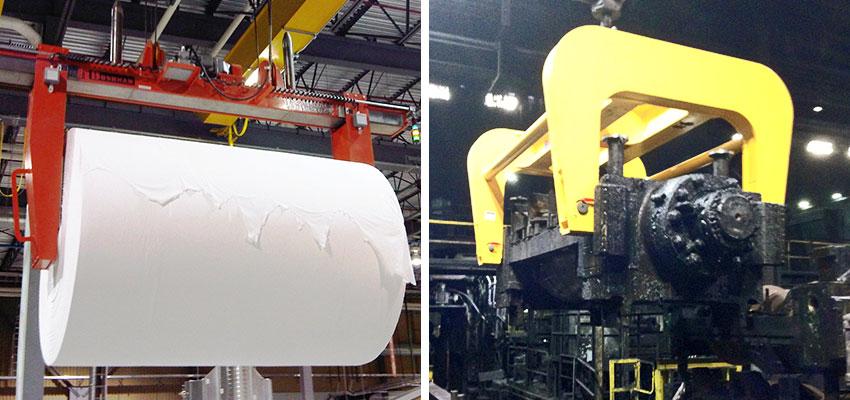 Roll Handling Equipment Roll Lifting Equipment