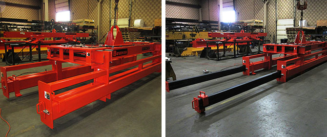 steel sheet lifter, plate lifter, bundle lifter, hydraulic sheet lifter