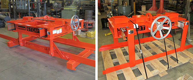 steel sheet lifter, plate lifter, bundle lifter, sheet lifter hand wheel