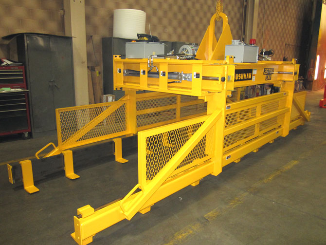 Electric-hydraulic Sheet Lifter