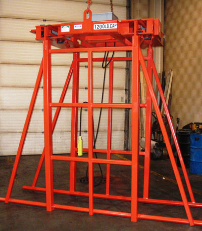 steel sheet lifter, plate lifter, bundle lifter