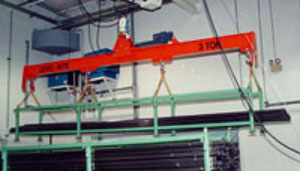 spreader beam, lifting beam, magnet beam, lifting device levelrite liftbeam