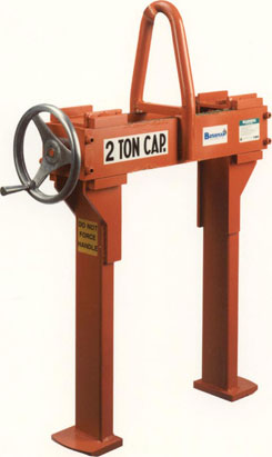vertical lifting equipment, heavy lifting equipment, lifting equipment, material lifting equipment - id coil bore lifter