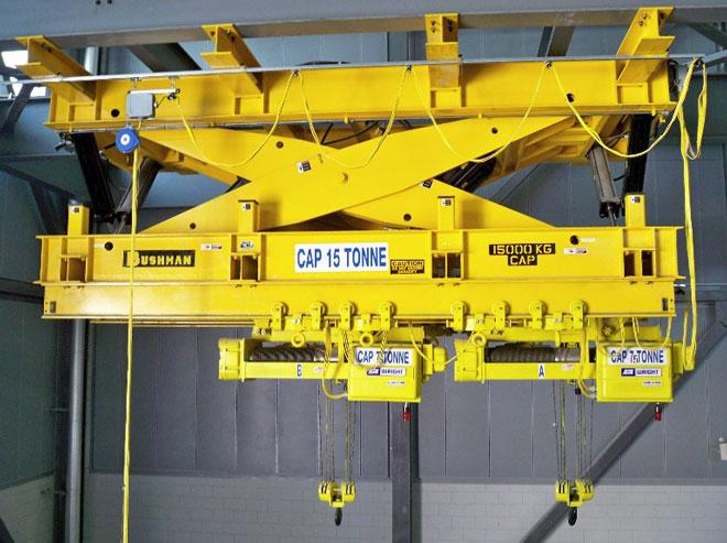 jet engine lift station