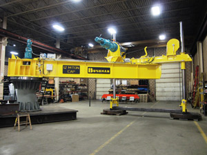 Jib Cranes | Jib Attachment
