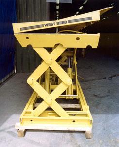 Scissors Lift Table