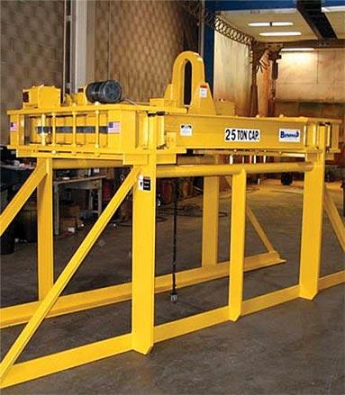 custom engineered material handling solutions, renew repair