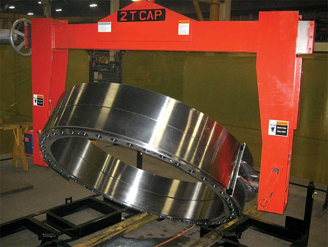 Aircraft Amp Aerospace Industry Material Handling Solutions