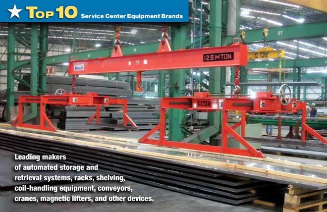 top material handling equipment company