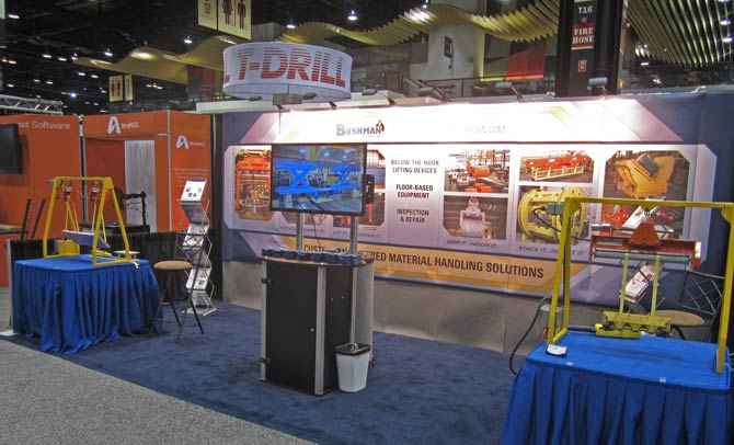 Trade Show Helps Prove If You Can Make It, We Can Move It.