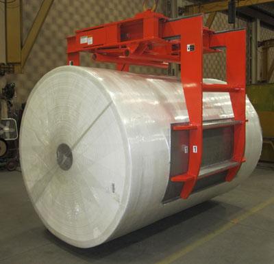 Custom Motorized Roll Lifter
