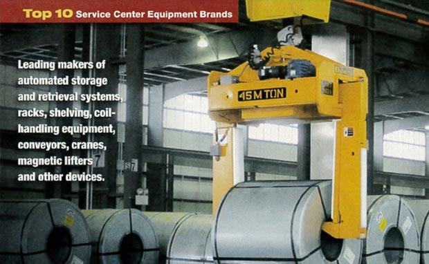 Bushman Voted #1 Material Handling Equipment Brand