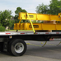 13 spreader beams for crane manufacturer, bushman equipment news