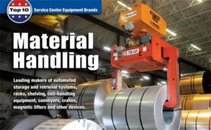 bushman equipment news, bushman voted #1 material handling equipment brand