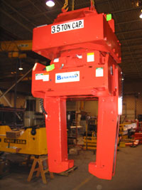Coil grab lifting device after ReNEW